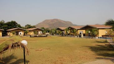 Exterior Treasure Island Resorts Lonavla 8