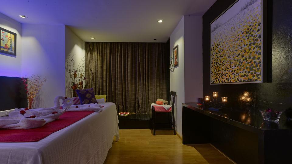 SPA at Davanam Sarovar Portico Suites Bangalore