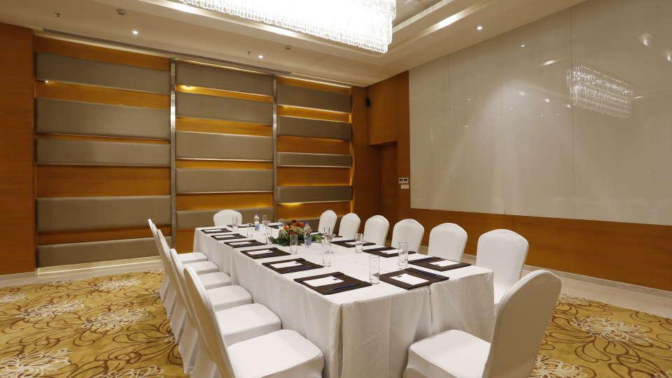 Board Rooms in Jhansi, at Natraj Sarovar Portico, best business hotels in Jhansi