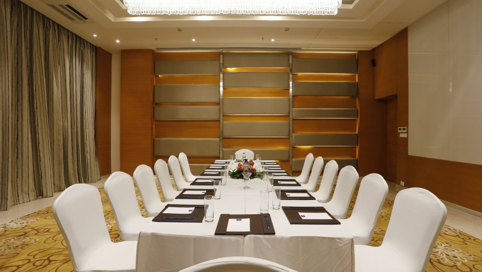 Board Rooms in Jhansi, at Natraj Sarovar Portico, best business hotels in Jhansi