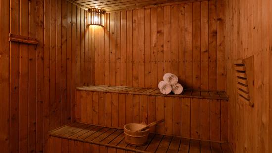 Sauna Facility at our resort in Mathura - Shri Radha Brij Vasundhara Resort Spa