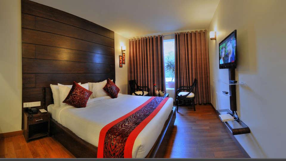 Hotel Atulyaa Taj, Agra Agra Deluxe Room Hotel Atulyaa Taj Agra 1