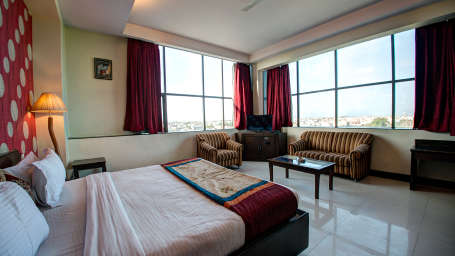 Exective Suite of Hotel PR Residency Amritsar - Hotels in Amritsar