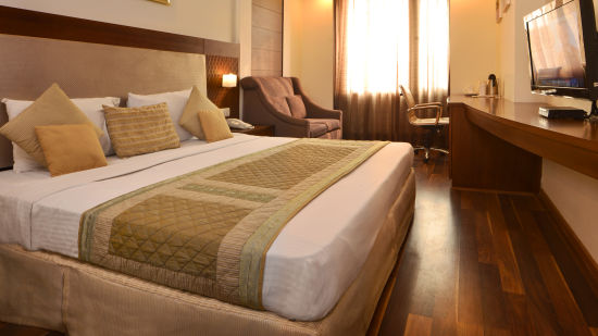 Premium Room at Le Roi Delhi Hotel Paharganj