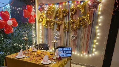 Birthday Dinner in Mumbai