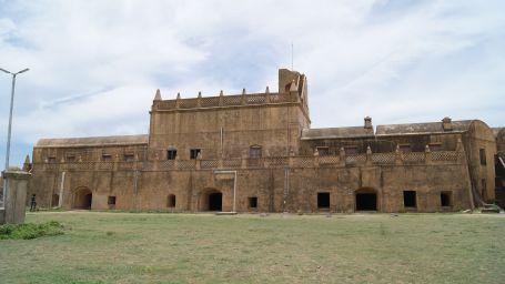 tharangambadi fort