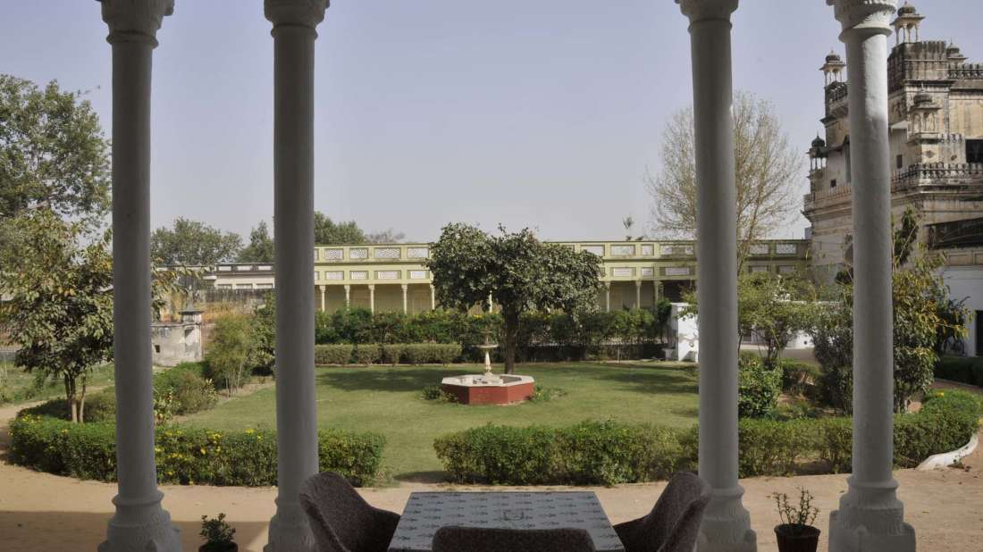 The Piramal Haveli - 20th C, Shekhavati Shekhavati Exterior The Piramal Haveli Shekhavati Rajasthan 2