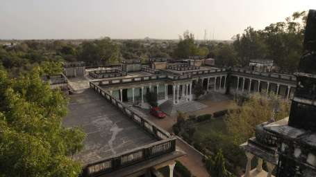 The Piramal Haveli - 20th C, Shekhavati Shekhavati Exterior The Piramal Haveli Shekhavati Rajasthan 4