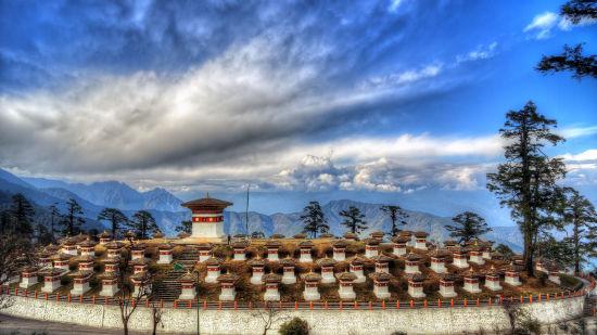tranquil bhutan thepematab