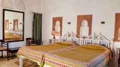 Neemrana Fort Palace Neemrana Tulsi Mahal Hotel Neemrana Fort Palace Neemrana Rajasthan 1