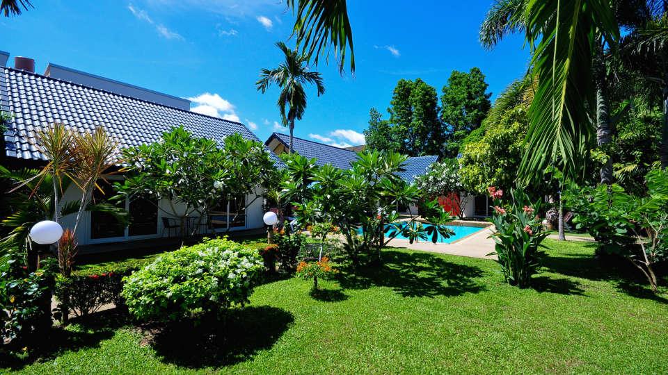 Phuket Airport Hotel Bangkok Garden Phuket Airport Hotel 4
