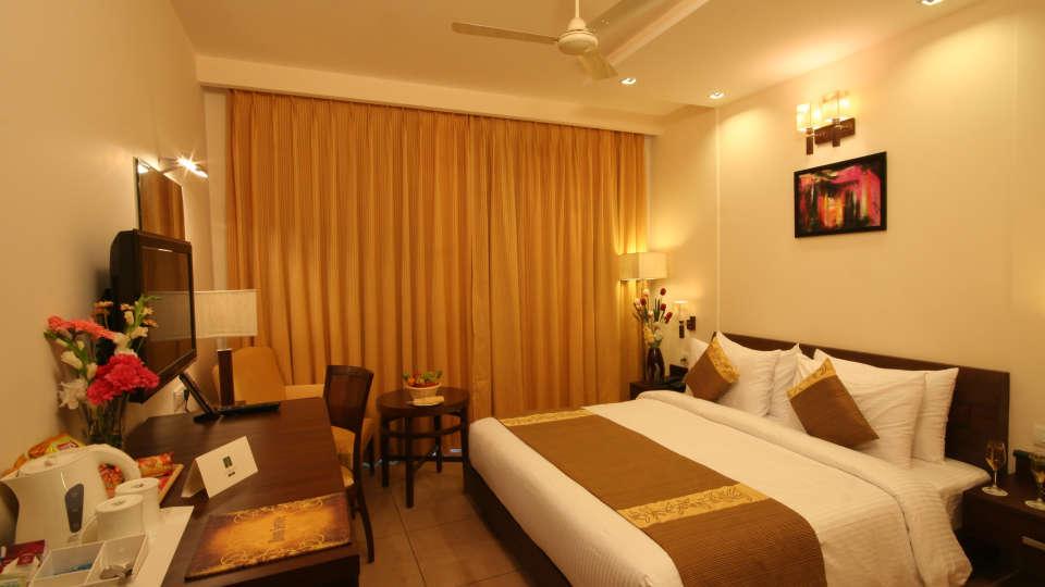 Deluxe Room Resort De Coracao Goa 1