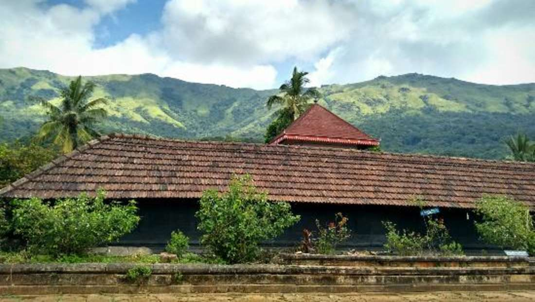 Thirunelli Temple Coorg