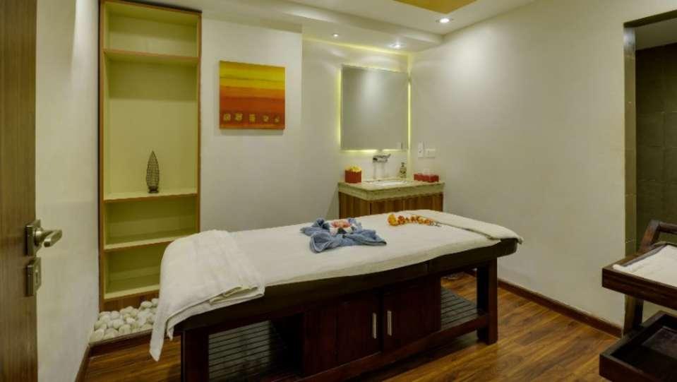 Spa Nidhivan Sarovar Portico Vrindavan Hotels In Vrindavan 899