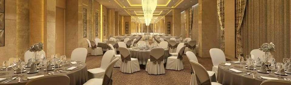 Banquet Hall Nataraj Sarovar Portico Jhansi - Best Banquet Halls in Jhansi