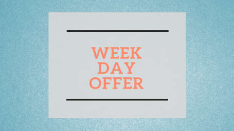 week day offer