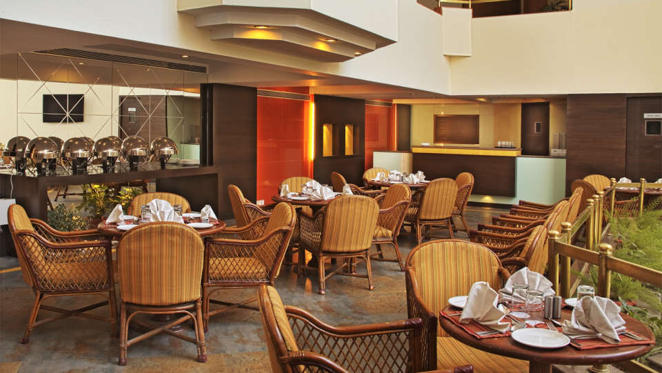 VITS Luxury Business Hotel, Aurangabad Aurangabad VITS Snax at VITS Luxury Business Hotel Aurangabad