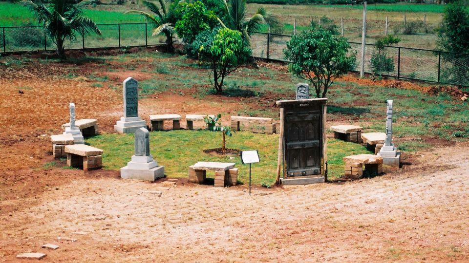 Garden at Our Native Village - Weekend Getaway Near Bangalore 5