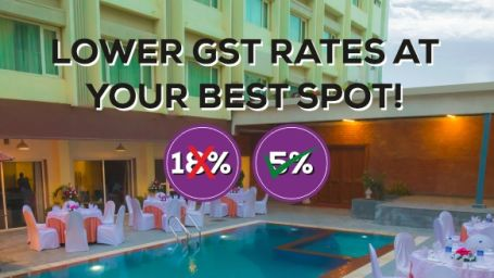 KHIL Lower GST on Social functions - A5 Emailer