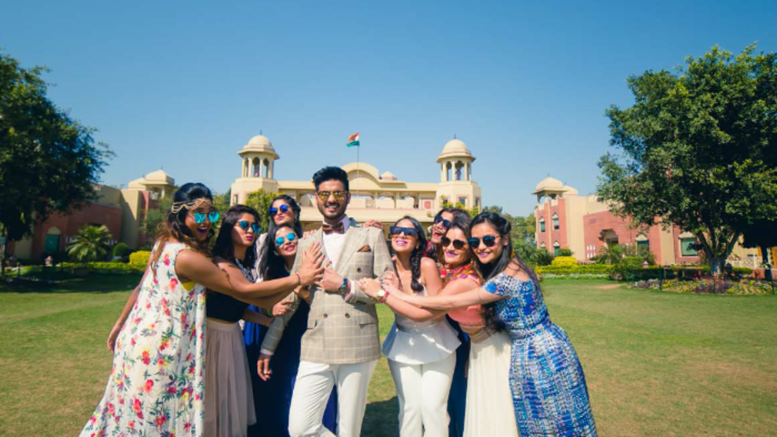 Destination Weddings in Manesar, Heritage Village Resort and Spa, Manesar 20