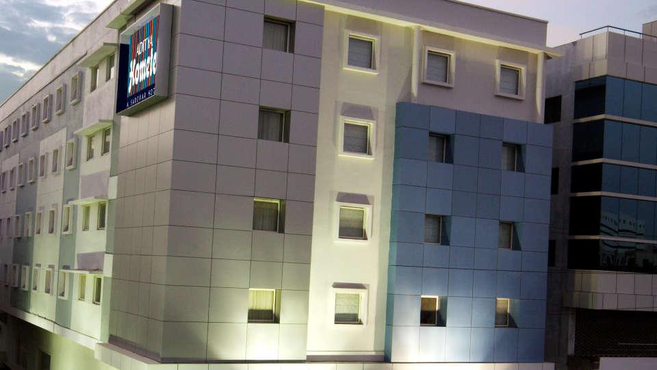 Aditya Hometel Hyderabad Elevation Aditya Hometel Ameerpet Hyderabad