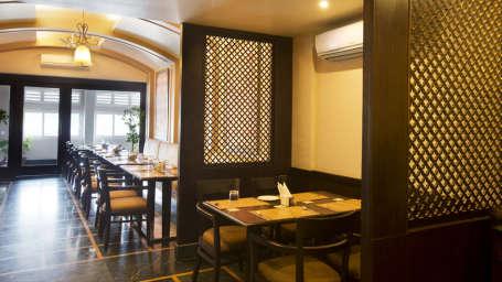Ganga Lahari Hotel, Haridwar Haridwar Restaurant at Ganga Lahari Hotel Haridwar