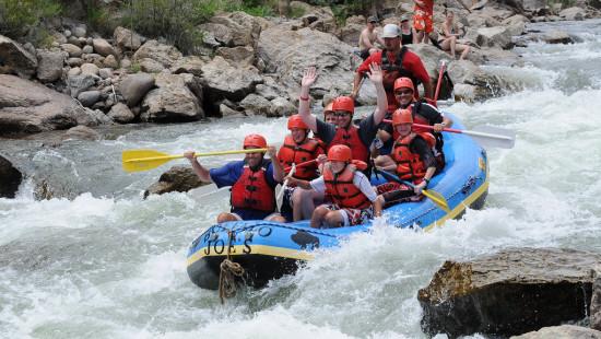 River Rafting, Amanvana Spa Resort, Activities in Coorg
