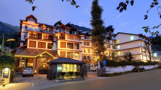 Renest River Country Resort  Manali Facade