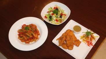 Food, Hotel Sarovar Portico Naraina New Delhi 4