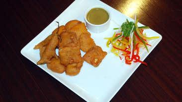 Food, Hotel Sarovar Portico Naraina New Delhi 1