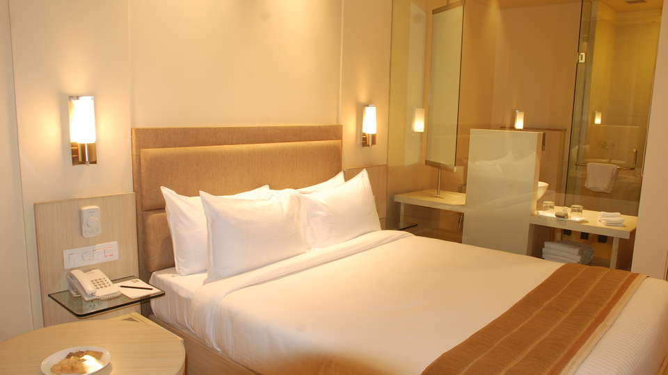 Superior Room at Hotel Sarovar Portico Naraina New Delhi 3