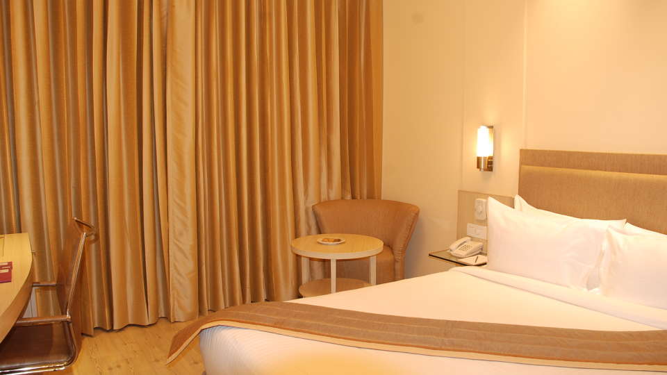 Superior Room at Hotel Sarovar Portico Naraina New Delhi 2