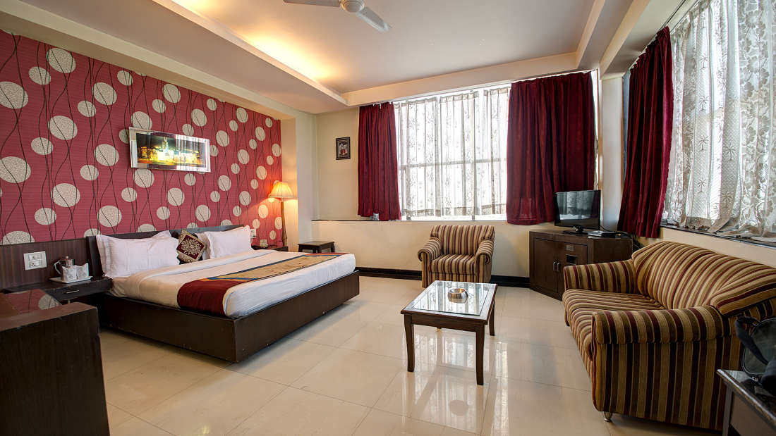 Executive suite at Hotel PR Residency Amritsar - Hotels in Amritsar