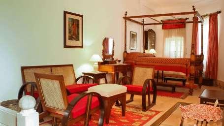 Neemrana Fort-Palace - 15th C, Delhi-Jaipur Highway Neemrana Nandi Burj Hotel Neemrana Fort Palace Neemrana Rajasthan