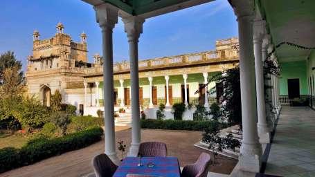 The Piramal Haveli - 20th C, Shekhavati Shekhavati Exterior The Piramal Haveli Shekhavati Rajasthan 1