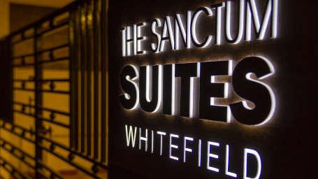 Facade The Sanctum Suites in Whitefield 2