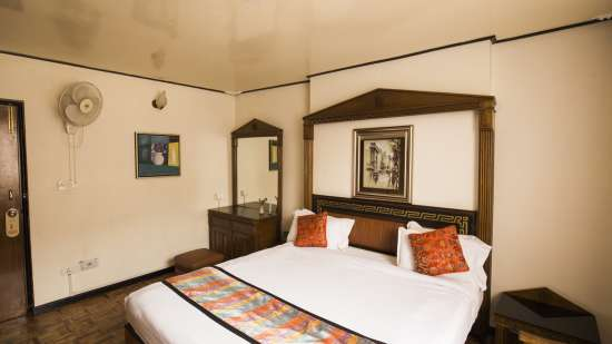 Central Hill Resort in Gangtok Club Room