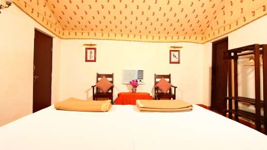 Luxury Tents at Infinity Resorts Kutch, Resort Rooms in Kutch 1