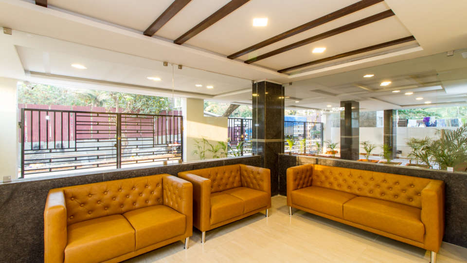 Reception and Lobby The Sanctum Suites in Whitefield 13
