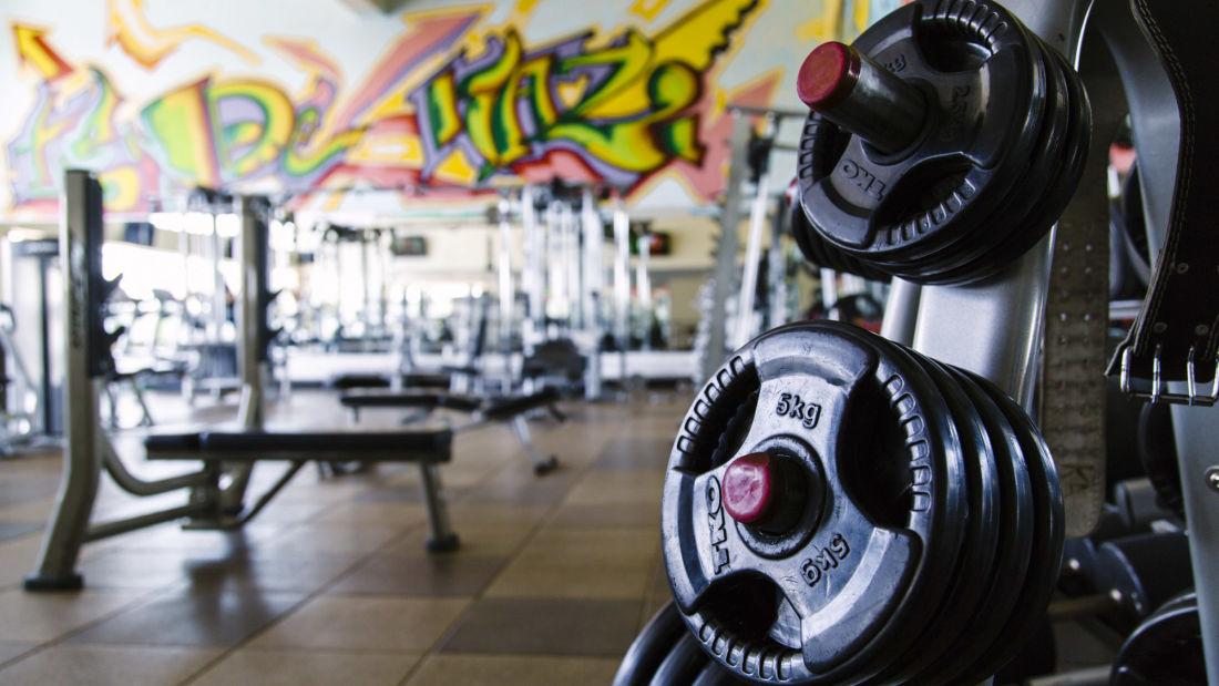 Gym at Boma Nairobi