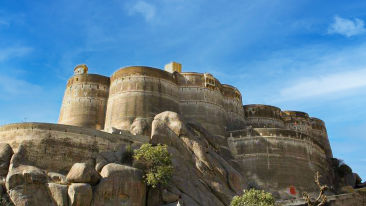 Laxmangarh Fort near Sikar-1, Places to visit in Sikar-1, Anand Bagh Resort & Spa by Ananta-5