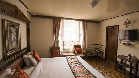 Central Hill Resort in Gangtok Club Room