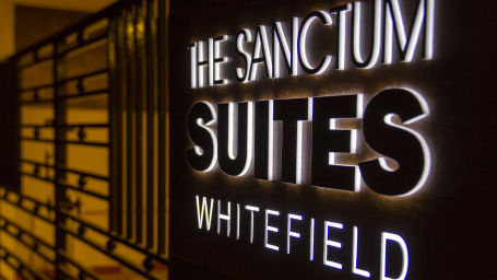 Facade The Sanctum Suites in Whitefield 2