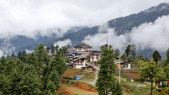 explorebhutan Gangtey Valley
