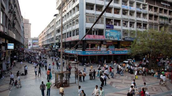 Nehru Place The Muse Sarovar Portico Nehru Place New Delhi