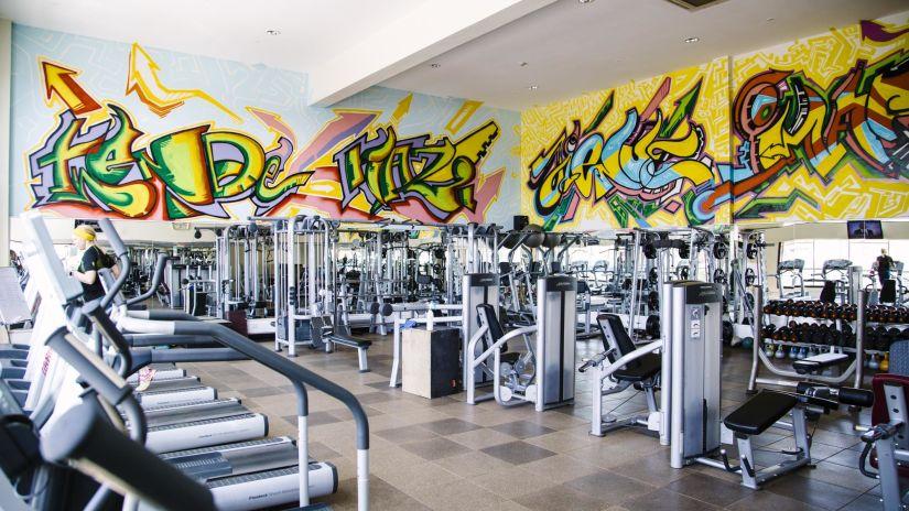 Gym at Boma Nairobi 4