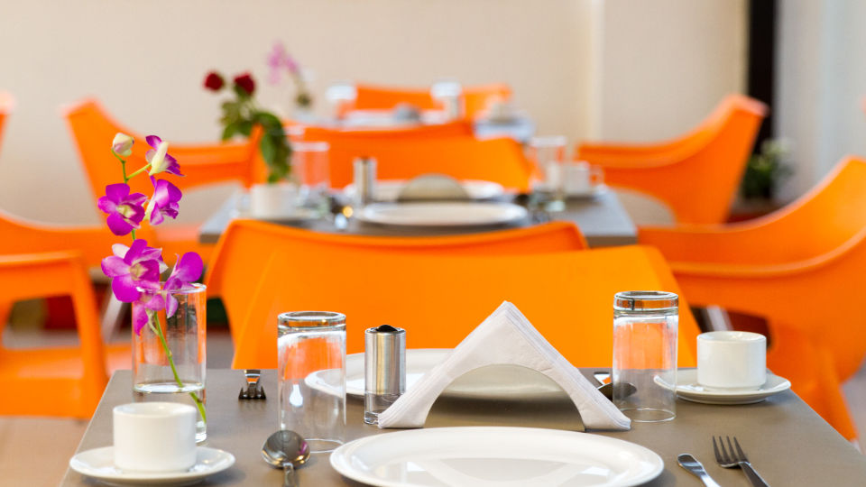 Dining The Sanctum Suites in Whitefield 6