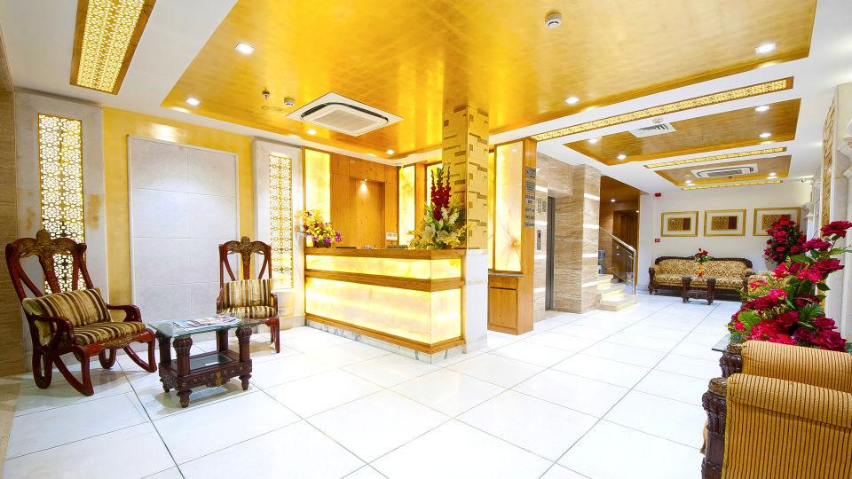 Hotel Swaran Palace, Karol Bagh, New Delhi New Delhi lobby old 5 Hotel Swaran Palace Karol Bagh New Delhi