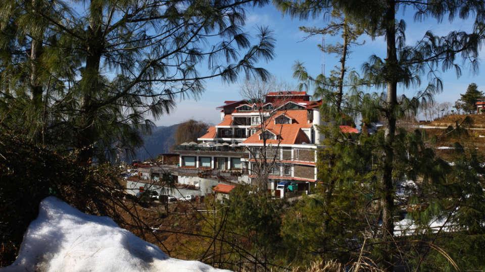 Facade Marigold Sarovar Portico Shimla, top hotels in shimla 6