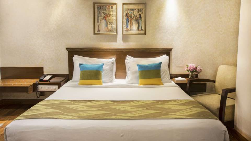 Deluxe Suite Rockland  Hotel Chittaranjan Park New Delhi CR Park Hotels 1